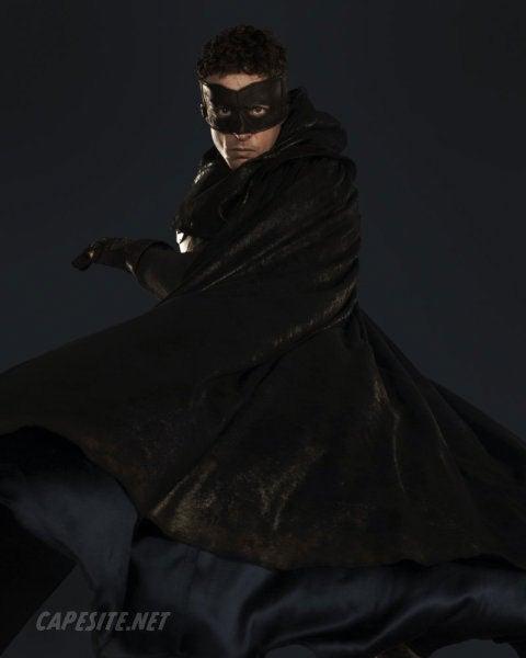 The Cape costume