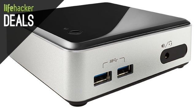 Intel's Awesome NUC PC Starter Kits Are On Sale Today