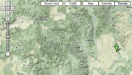 Google Maps Adds Terrains