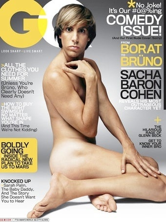 Magazine Newsstands: Hos Before Brünos
