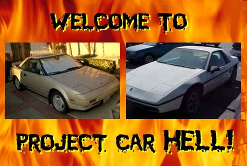 PCH, Northstar Swap Edition: Toyota MR2 or Pontiac Fiero?