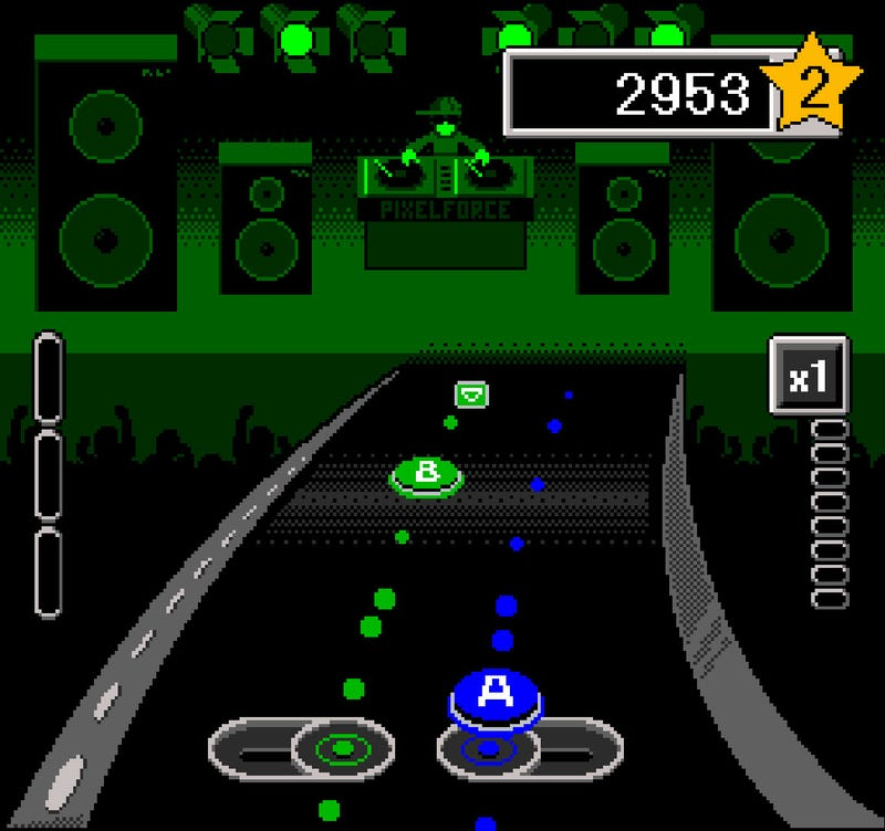 8-Bit DJ Hero Has A Better Soundtrack Than Real DJ Hero