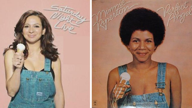 Did You Catch Maya Rudolph Paying Tribute to Her Mom With an Adorable SNL Title Card?
