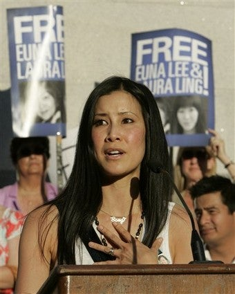Lisa Ling Expresses Fear, Hope For Sister's Release