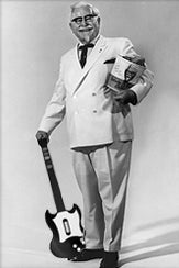 Finger-Lickin' Guitar Hero