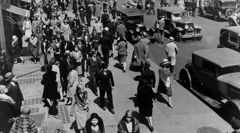 What New York City Sounded Like in the 1920s