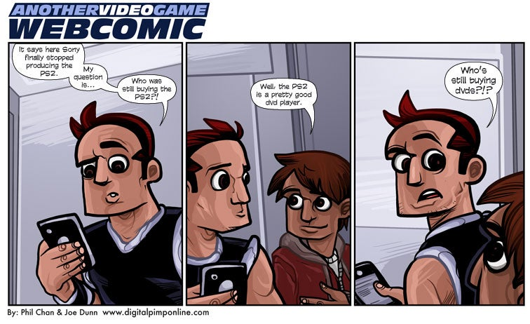 Sunday Comics: Some of My Best Friends are ...