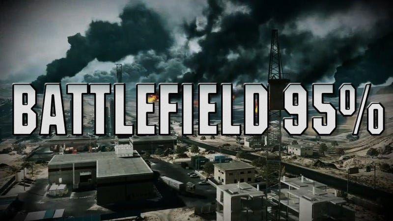 Online Problems For Record-Setting Battlefield 3 Almost Fixed, EA Says