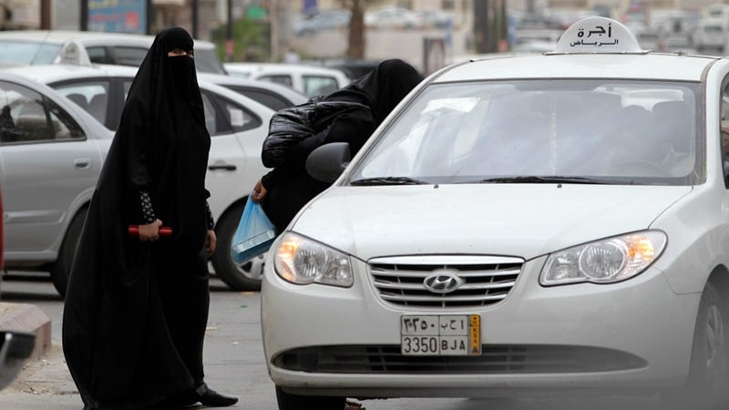 Saudi Cleric Stupidly Says Women Hurt Their Ladyparts When They Drive