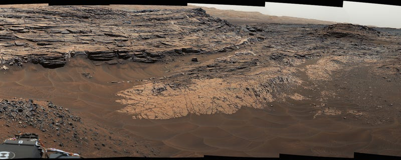There's a Mystery Lurking in Curiosity's Latest Drillholes
