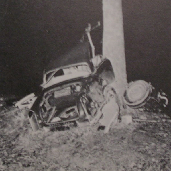 That Most Absurd of Car Accidents