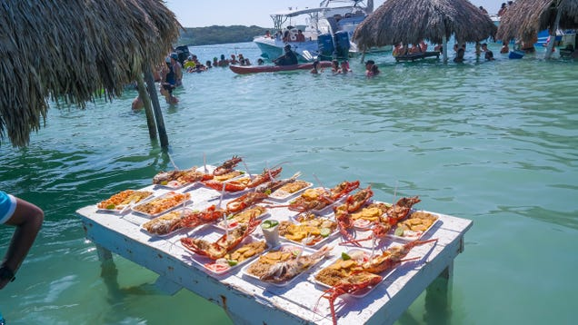 Cholon: Colombia's Party Island