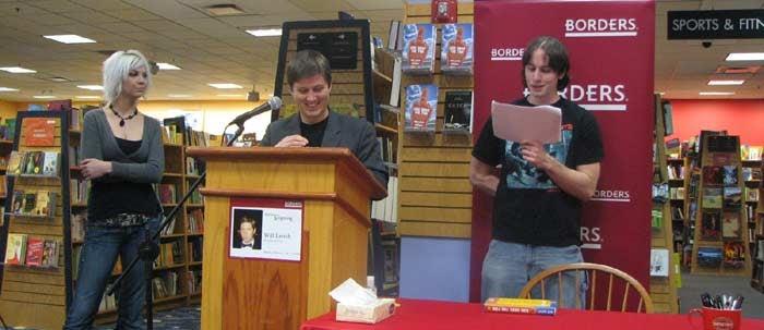 GSTF Book Tour Stop: Oak Brook, Illinois
