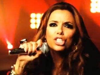 Eva Longoria Should Never Rap Again
