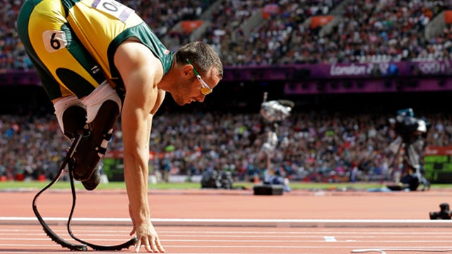 Oscar Pistorius Has No Legs and Still Runs Faster Than You Do