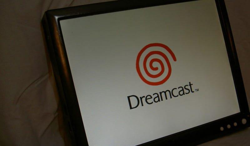 Dreamcast Reborn As A Tablet PC