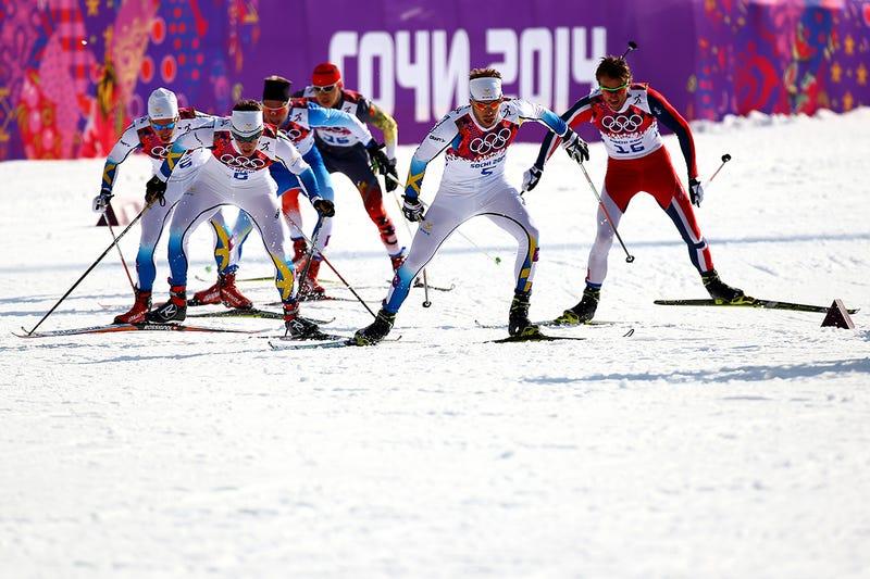 Las fotos más llamativas de los Juegos de Invierno de Sochi