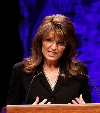 Sarah Palin Loves Socialized Health Care (When She's Paying For It)