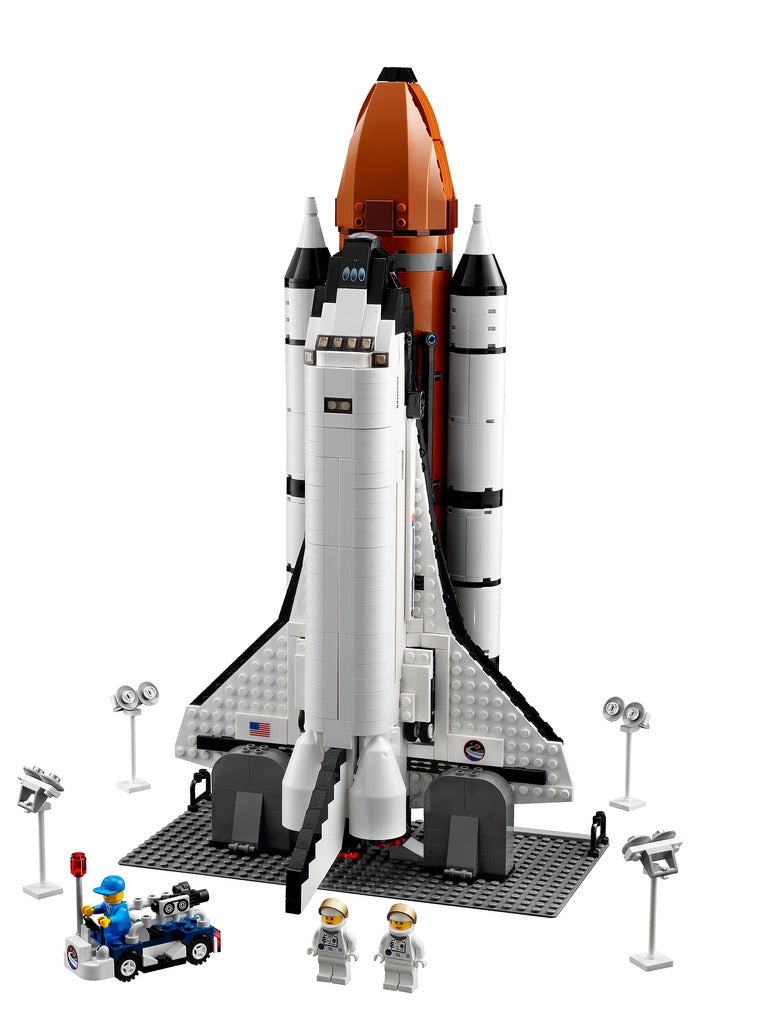 New Lego Space Shuttle Is the Ultimate Nerdgasm