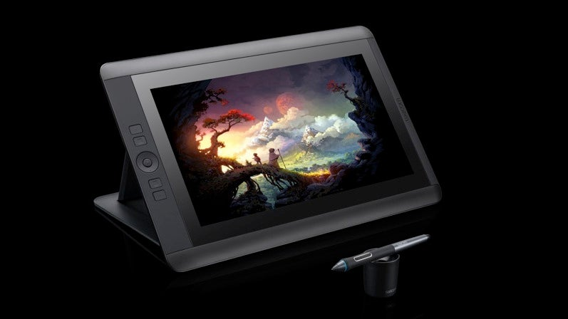 Wacom's New 13-Inch Multitouch Tablet Won't (Quite) Break the Bank