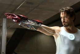 Iron Man 2 To Be In 3D And Imax And Maybe Give Back Rub, Too