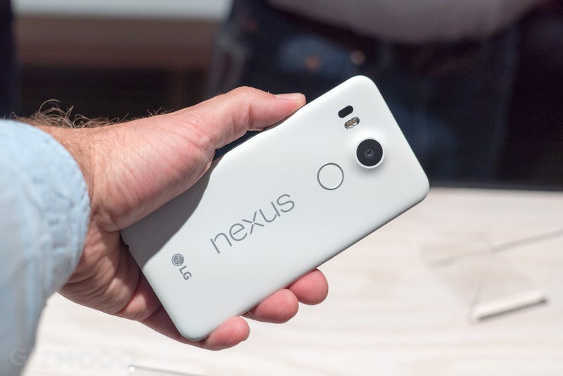 Nexus 5X and Nexus 6P Hands-On: Get Ready to Fall In Love ...