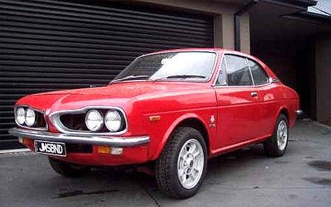 Jalopnik Fantasy Garage: Honda 1300 Coupe 9