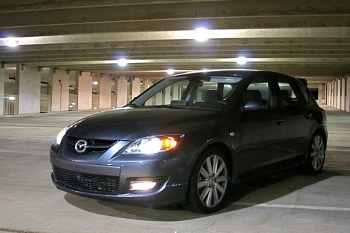 2008 Mazdaspeed3, Part Two
