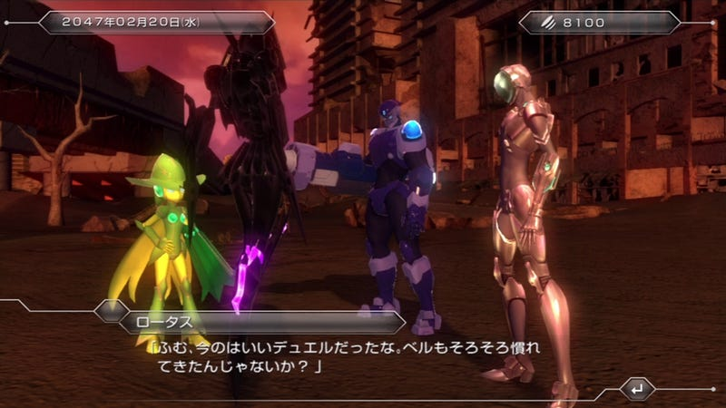 Accel World: Awakening of the Silver Wings Is Interesting, But Flawed