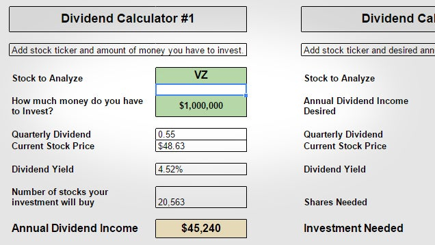 This Calculator Helps Estimate How Much You Need To Live