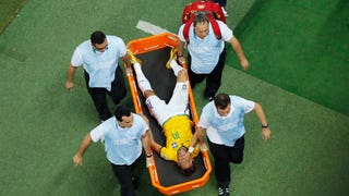 No, Neymar Can't Come Back This World Cup. That Could Paralyze Him.