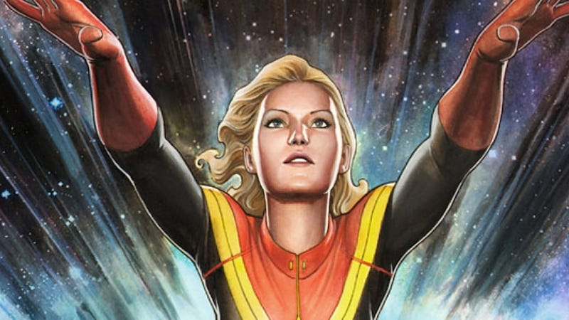 Marvel Really, Really Wants to Make a Female Superhero Movie...Someday