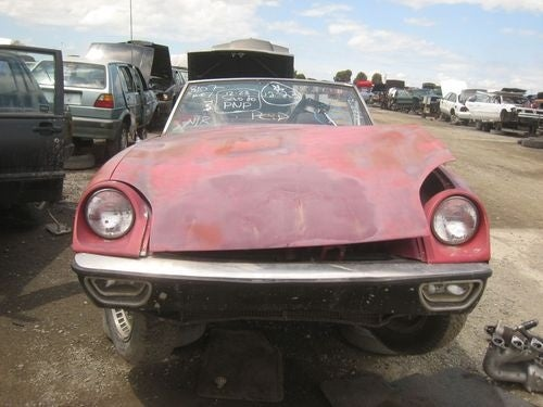 Jensen-Healey Down On The Junkyard