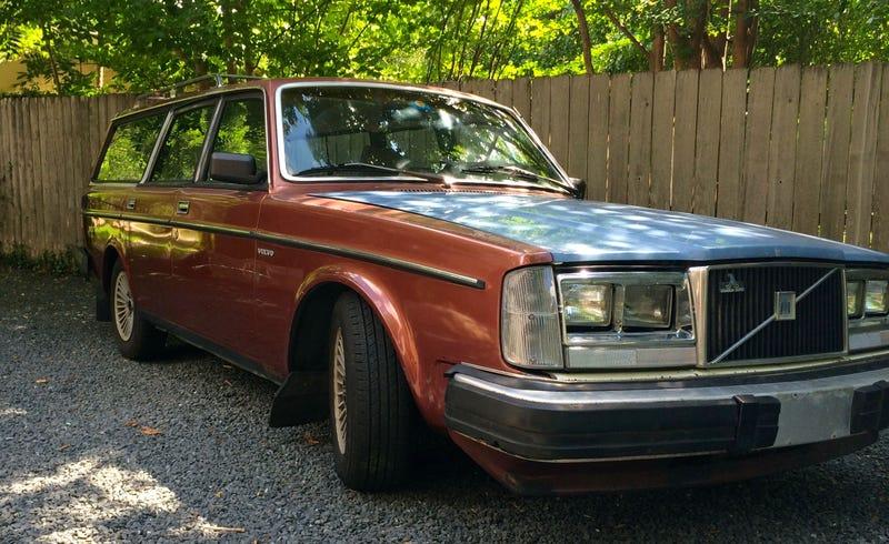 Update on my Volvo 240