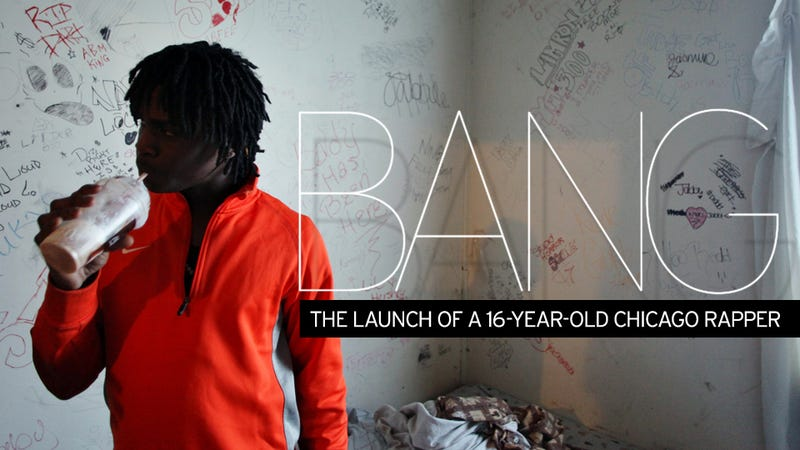 Hip-Hop's Next Big Thing is On House Arrest at His Grandma's: Meet Chief Keef
