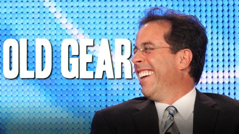 Jerry Seinfeld's New TV Show Is About 'Comics And Cars'