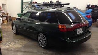 Subaru Legacy GT-O