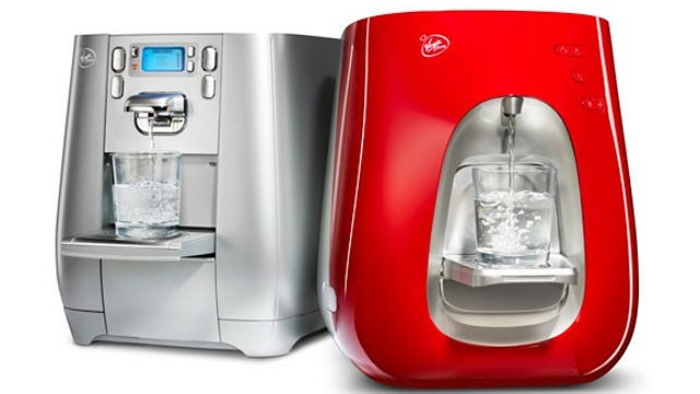 Richard Branson's Gorgeous Water Filter Would Fit Nicely in His Space Ship