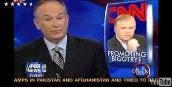 Bill O'Reilly's Prosecution and Defense of Lou Dobbs' 'Bogus' Birther Pandering