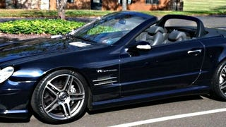You Can Buy An Insane AMG Convertible For The Price Of A Ford Fiesta