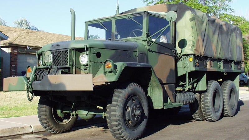 What's The Oldest Military Vehicle Still In Service?