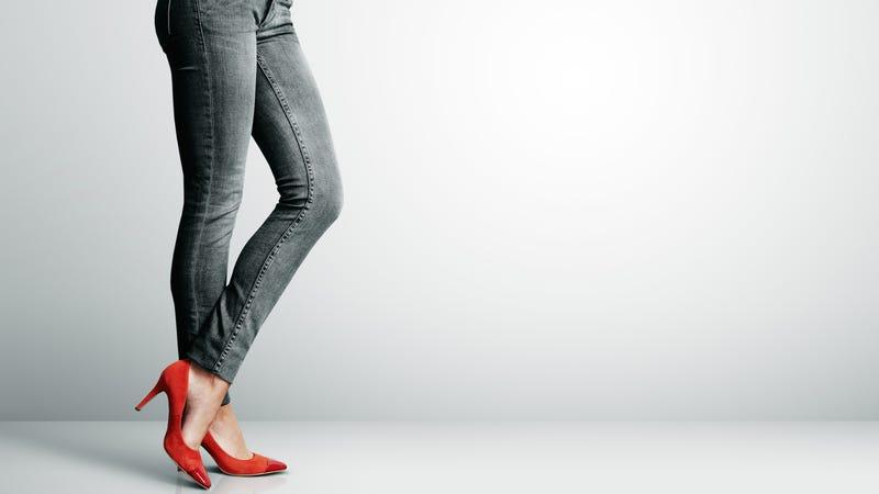 The Skinny Jeans Trend Just Won't Die