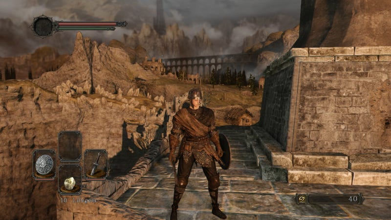 Dark Souls II on PC Versus PS3