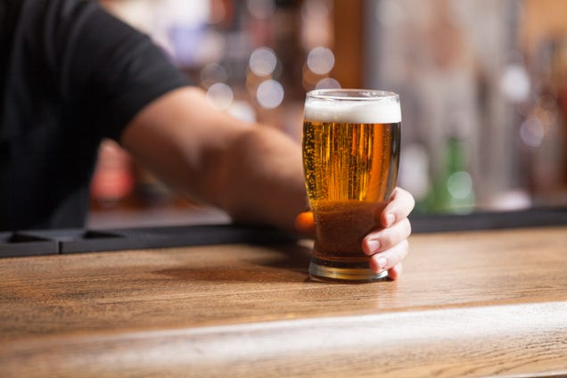 Drought Is Coming For Your IPAs Next, Beer-Drinkers