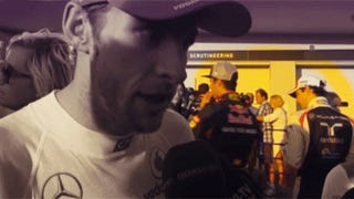 Jenson making excuses and Danny spinning