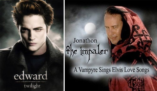 Vampyre for President Challenges Robert Pattinson to a Battle