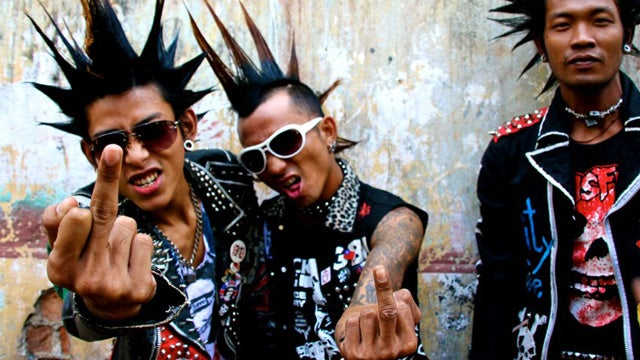 In Southeast Asia, Punk is Not Dead And Is More Awesome Than Ever