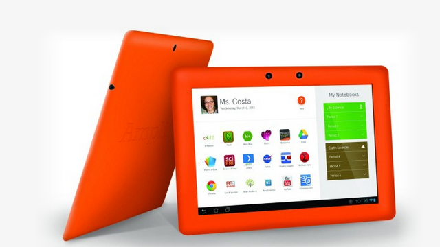 This Is News Corp's New $300 Tablet For Schools