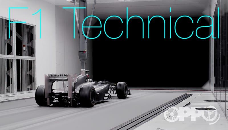 F1 Technical on Oppo - American Grand Prix