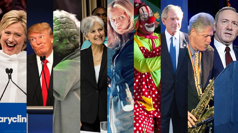 Vote for One of These Underdog Candidates This Election Day